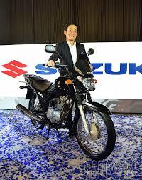 suzuki motorcycle 150cc suzuki launches triple threat deliveries start today with spec