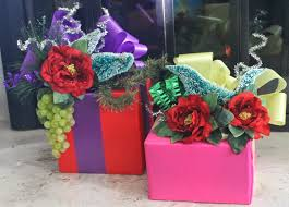 wrapped christmas boxes happy holidays gift wrapped boxes and fancy cakes