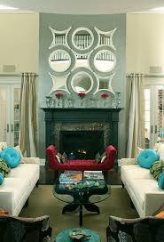 Living Room Decor Mirrors 15 Best Black Frames For Mirrors Images On Pinterest Framed