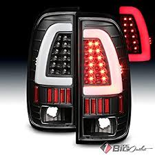 2002 ford f150 tail lights amazon com spyder ford f150 styleside 97 03 f250 350 450 550 super
