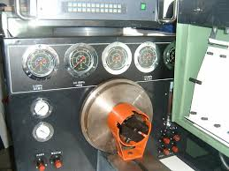 12psdw s diesel fuel injection pump test bench computer oil