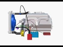 davies craig electric water pump electric fan u0026 digital