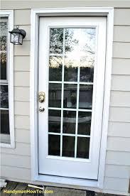 Exterior Door Casing Replacement Front Doors Inspirations Moulding Around Front Door 80 Crown