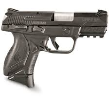 ruger american pistol compact semi automatic 9mm 3 55