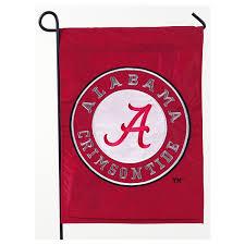 Flag Of Alabama Amazon Com Team Sports America Collegiate America Garden Flag