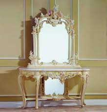 vanity table inspiration baroque console table there u0027s no