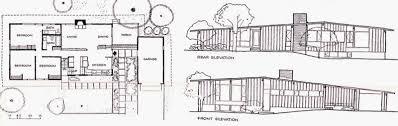 super ideas 12 1950s modern house floor plans mid century style
