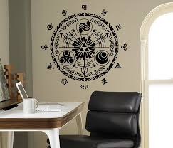 Cheap Home Decor From China Legend Of Zelda Wall Decal Gate Of Time Vinyl Sticker Princess