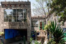 boho home boho home takes you to frida kahlo u0027s casa azul on her