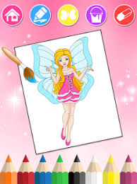 princess coloring kids 2 android apps google play