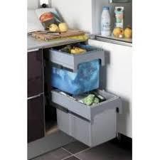 poubelle cuisine pivotante poubelle cuisine pivotante flexx 1 bac 35l gris