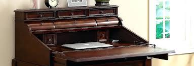 vintage desk for sale antique writing desk brown with gold handle vintage desk antique