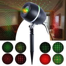 christmas motion light projector outdoor ip65 rg waterproof latest laser motion light outdoor