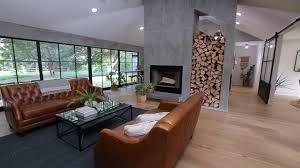Modern House Living Room Modernist Open Living Room Video Hgtv