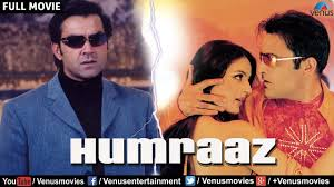 humraaz hindi movies bobby deol movies bollywood romantic