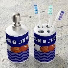 kids bath accessory sets zazzle