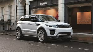 range rover camping 2016 range rover evoque unveiled with new styling engines and