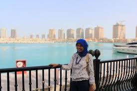 Minyak Qatar hati hati jalan sendirian di doha my secret journey