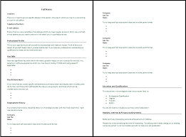 Worst Resumes Ever Writing A Resume Tips Free Resume Example And Writing Download