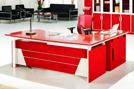 office modern red executive office desk and chair wayne home decor
