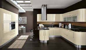 curved kitchen islands venere curved and modern kitchens by record cucine freshome com