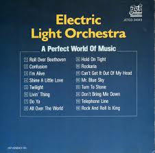 Electric Light Orchestra Telephone Line Cd Album Electric Light Orchestra A Perfect World Of Music