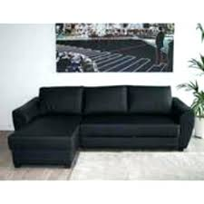 canapé d angle cuir noir canape d angle en cuir noir canapa sofa divan canapac dangle design