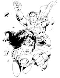 wonder woman coloring pages online coloring pinterest