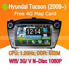 hyundai tucson navigation hyundai tucson android dvd player gps navigation wifi 3g bt