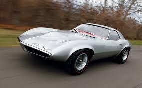 pontiac corvette concept 1964 pontiac banshee xp 833 concept classiccarweekly
