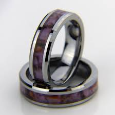 Mens Hunting Wedding Rings by Meaningful Camo Wedding Rings For Men