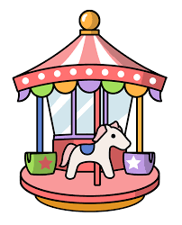 carousel horse clipart cliparts and others art inspiration