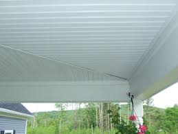 Pvc Beadboard Sheets - using vinyl beadboard soffit for porch ceilings