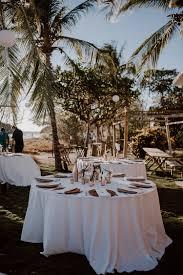 beach weddings ruffled
