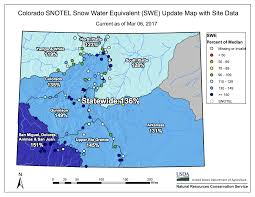 Littleton Colorado Map by Front Range Plunges Into Drought Snowpack At 125 Normal Levels