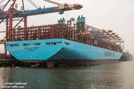 bureau of shipping marseille vessel details for marseille maersk container ship imo 9778844