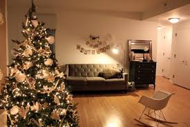 Luxury Homes Decorated For Christmas Living Room Christmas Decoration Photo Luxury Inside Door