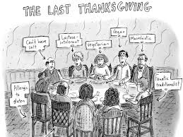 new yorker writers memories of thanksgivings abroad and in