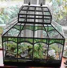 victorian style crystal palace terrarium designs