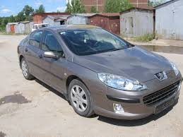 2006 Peugeot 407 Photos 1 8 Gasoline Ff Manual For Sale