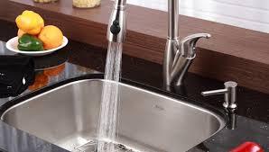 kraus 28 inch undermount sink sink bq stunning 30 16 undermount sink kraus khu29 pax zero radius