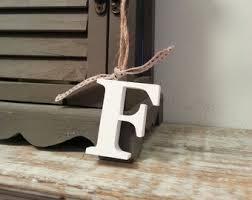 hanging wooden letters lovelettersbydebbiedilly