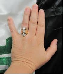 engagement rings size 8 show me your ring size 8 engagement rings pricescope forum