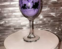 Wine Glass Gifts Cute Wine Glasses Etsy