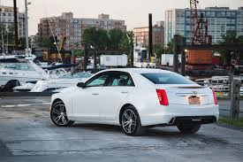 where is the cadillac cts made one week with 2017 cadillac cts vsport automobile magazine