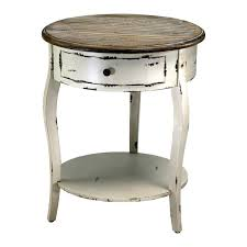 cream round end table furniture marble top end tables brass accent table couch side small