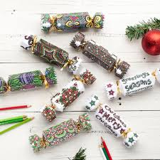 how to make a christmas cracker free printable template and
