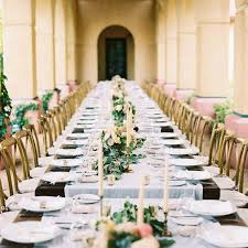 wedding table rentals wedding linen rentals 101 legit everything you need to brides
