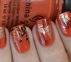 23 fall nail colors designs related nails