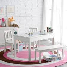 childrens bench and table set kidkraft farmhouse table 4 chairs espresso 21453 farmhouse